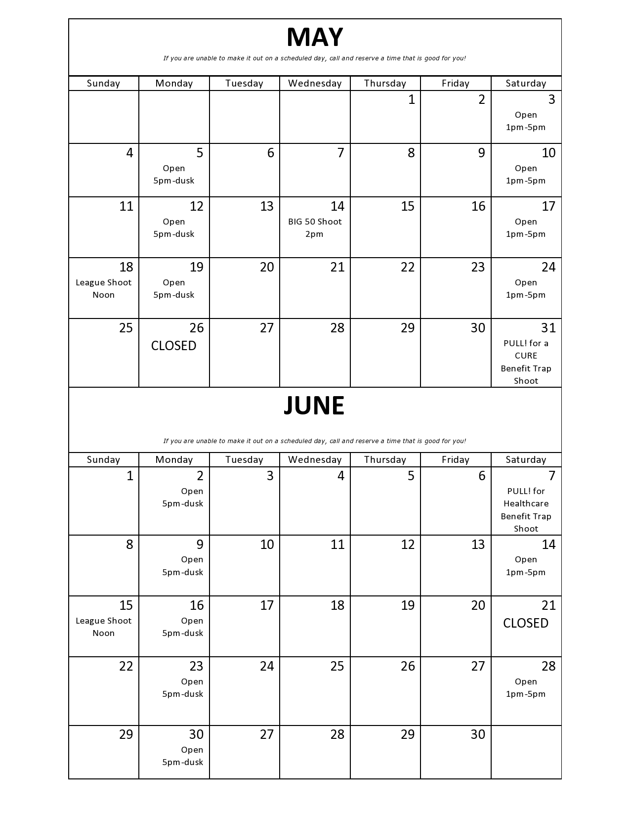 Calendar May To July : Summer calendar june july august
